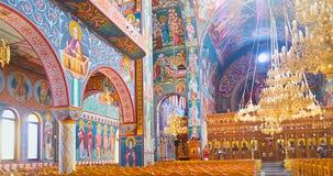A igreja ortodoxa Imagens de Stock Royalty Free