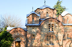 Igreja ortodoxa A Imagens de Stock