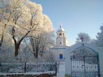 A igreja ortodoxa Imagens de Stock