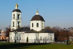 Igreja ortodoxa Foto de Stock