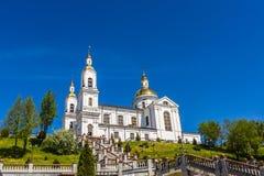 Igreja ortodoxa fotografia de stock royalty free