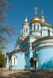 Igreja ortodoxa cristã Foto de Stock