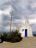 Igreja ortodoxa de St.Nicolaos Fotografia de Stock Royalty Free