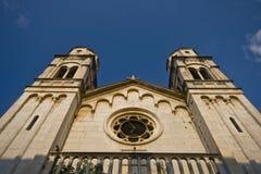 Igreja ortodoxa de St.Spiridon em Skradin Imagens de Stock Royalty Free