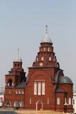 Igreja ortodoxa do russo em Vladimir Fotos de Stock Royalty Free