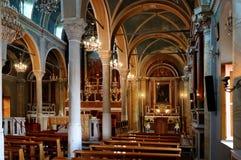 Igreja ortodoxa grega Imagem de Stock Royalty Free