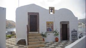 Igreja ortodoxa grega Fotografia de Stock