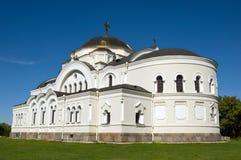 Igreja ortodoxa histórica fotografia de stock royalty free