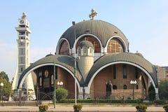 Igreja ortodoxa macedônia Foto de Stock