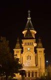 Igreja ortodoxa metropolitana Timisoara Fotografia de Stock Royalty Free