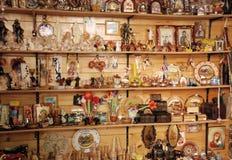 Igreja ortodoxa Monastério de Rila, Bulgária Fotos de Stock Royalty Free
