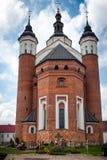 Igreja ortodoxa, monastério de Suprasl Foto de Stock Royalty Free