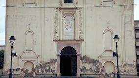 Igreja ortodoxa, porta de entrada vídeos de arquivo