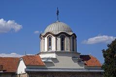 Igreja ortodoxa sérvio, Gusterica, Kosovo imagens de stock royalty free