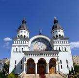 Igreja ortodoxa Sibiu Imagem de Stock Royalty Free