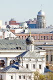 Igreja ortodoxa velha Foto de Stock Royalty Free