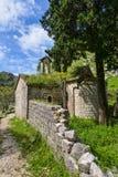 Igreja ortodoxa velha Fotografia de Stock Royalty Free
