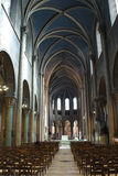 Igreja para dentro Foto de Stock Royalty Free