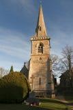 Igreja paroquial Fotos de Stock Royalty Free