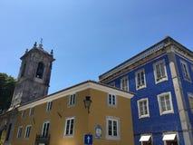 Igreja Paroquial De São Martinho De Sintra Stockbild