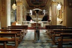 Igreja pequena Foto de Stock Royalty Free