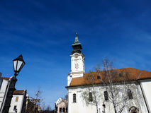 Igreja pequena Imagem de Stock Royalty Free