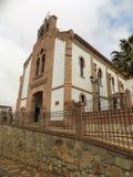 Igreja-Periana-Axarquia Fotografia de Stock Royalty Free