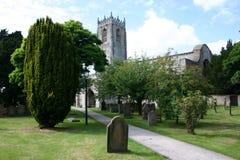 Igreja pitoresca Fotos de Stock Royalty Free