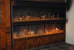 Igreja pitoresca em Montenegro Foto de Stock