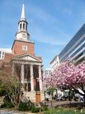Igreja presbiteriana abril 2010 de Washington Imagem de Stock