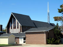Igreja presbiteriana 2017 de Thornhill foto de stock