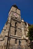 Igreja preta - Brasov Fotografia de Stock