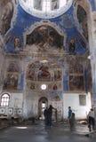 Igreja que repara em Uglich, Rússia. Imagem de Stock Royalty Free
