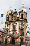 Igreja Recife de San Francisco Foto de Stock