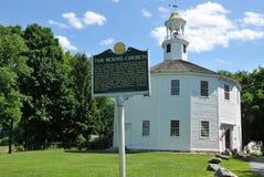 Igreja redonda Foto de Stock Royalty Free