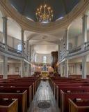 Igreja redonda do ` s de St George de Halifax Foto de Stock Royalty Free