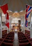 Igreja redonda do ` s de St George de Halifax Fotografia de Stock