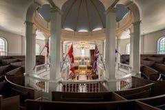 Igreja redonda do ` s de St George de Halifax Imagens de Stock