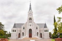 Igreja reformada Dutch, Heidelberg, África do Sul Imagem de Stock