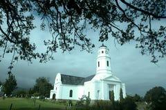 A igreja reformada holandesa. Fotos de Stock Royalty Free
