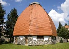 Igreja reformada moderna, Hungria Imagem de Stock Royalty Free