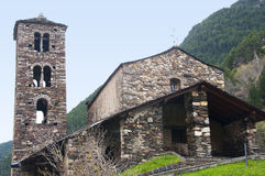 Igreja românico foto de stock royalty free