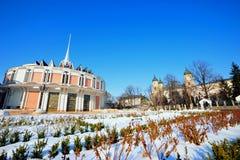 Igreja romena imagem de stock royalty free