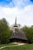 Igreja romena velha Imagens de Stock Royalty Free