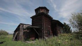 Igreja russian velha vídeos de arquivo
