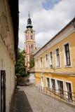 Igreja sérvio de Szentendre imagem de stock