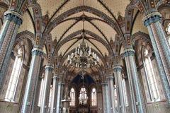 Igreja sagrado do coração de Koszeg Foto de Stock