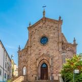 Igreja Sant Elena Imperatrice da fachada Fotos de Stock