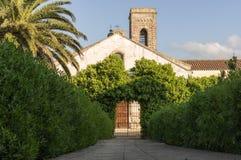 Igreja Sardinia Foto de Stock Royalty Free