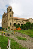 Igreja sob a construção Imagens de Stock